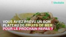 Rappel de coques contaminées par E. coli