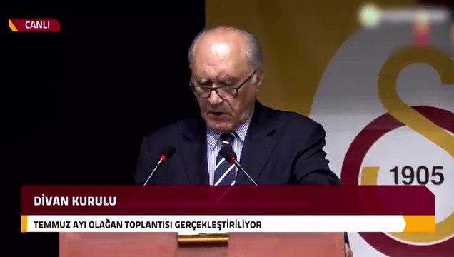 Galatasaray karıştı! 'Sıkıysa gelin beni vurun'