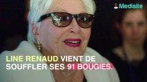 Line Renaud rassure sur son état de santé