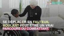 Handicap : Dominique Farrugia dénonce le manque d'accessibilité à Paris