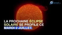 Comment suivre l'éclipse solaire totale de ce mardi