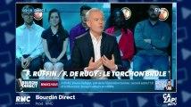 """François de Rugy compare François Ruffin à """"un fasciste"""""""
