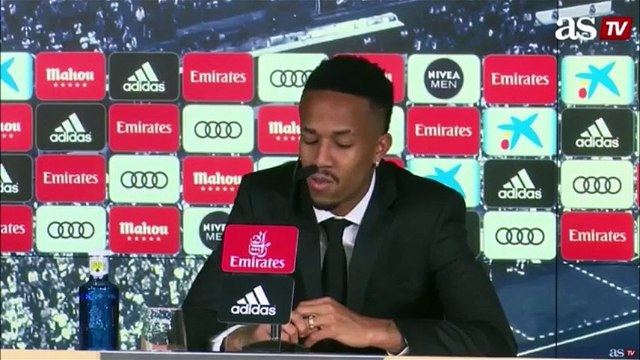 Militao felt dizzy in his Real Madrid presentation and forces to end the press conference