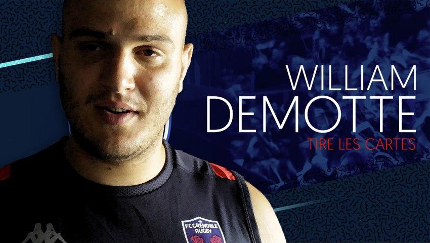 Video : Video - 60 secondes avec... William Demotte