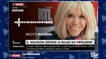 Les confidences de Brigitte Macron