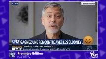 George et Amal Clooney ouvrent la porte de leur maison !