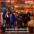 Migrants: l'ombre du bras de fer entre l'Italie et les ONG plane sur la France