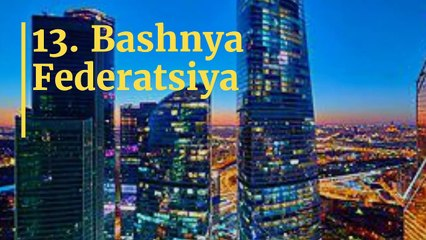 Los 15 edificios más altos del mundo
