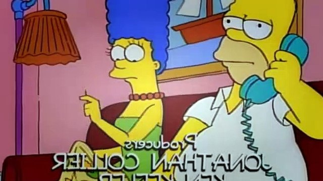 The Simpsons Season 8 Episode 9 The Mysterious Voyage of Our Homer