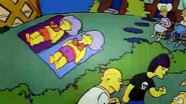 The Simpsons Season 8 Episode 10 The Springfield Files