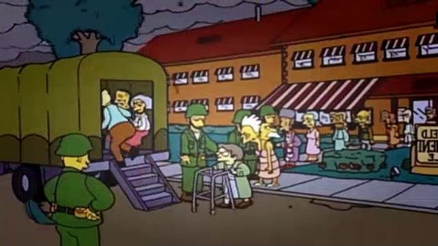 The Simpsons Season 8 Episode 8 Hurricane Neddy