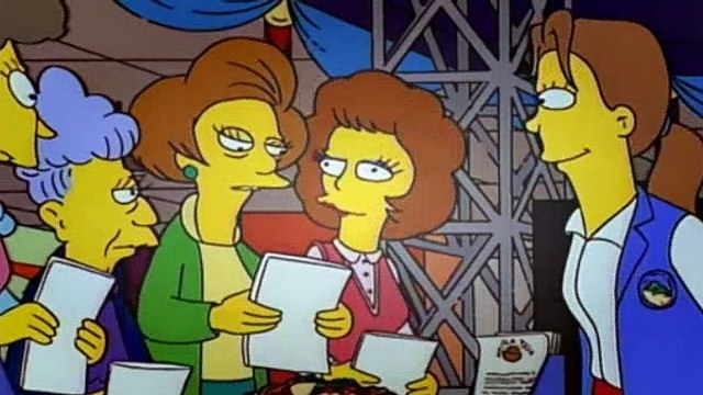 The Simpsons Season 8 Episode 11 The Twisted World of Marge Simpson