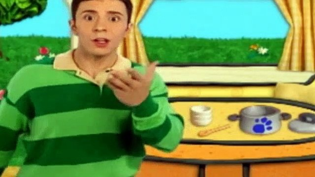 Blues Clues Season 4 Episode 16 - Let's Boogie