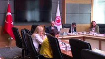 TBMM ALS, SMA ve Benzeri Hastalıkları Araştırma Komisyonu toplantısı