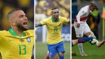 Confira como ficou a seleção com os melhores jogadores da Copa América