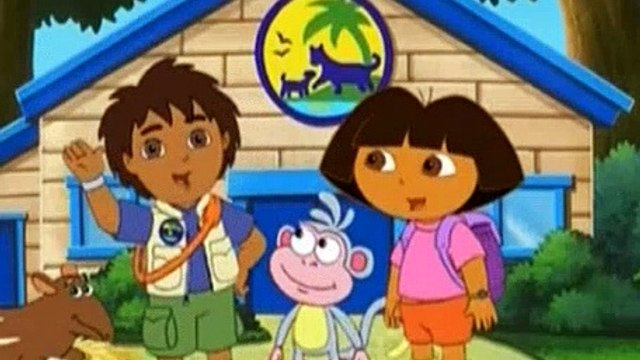 Dora the Explorer Season 3 Episode 15 - To the South Pole