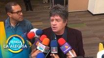 Alejandro Camacho LAMENTA que siempre haya problemas en la ANDA.   Venga La Alegría