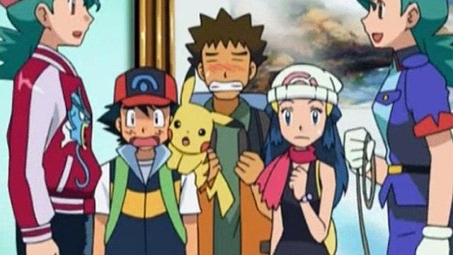 Pokemon Season 10 Episode 36 A Secret Sphere Of Influence