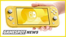 Nintendo Switch Lite Release Date And Price Announced