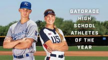 Kelley Lynch and Bobby Witt Jr. Named Gatorade High School Athletes of the Year