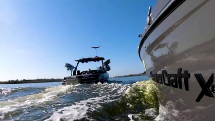 The North Florida Loop - An Epic Wake Boat Adventure - Day 1
