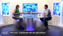 L'invité de la rédaction  - 10/07/2019 - Sébastien Prouteau, Président de l'UDSEA 37
