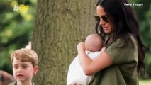 Meghan Markle Cradles 2-Month-Old Archie as He Makes First Public Appearance at Charity Polo Match