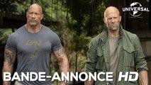 Fast & Furious: Hobbs & Shaw Bande-Annonce VF (2019) Dwayne Johnson, Jason Statham