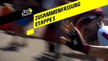 Zusammenfassung - Etappe 5 - Tour de France 2019