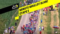 La minute Maillot Blanc Krys - Étape 5 - Tour de France 2019