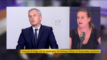 """""""Si M. de Rugy veut manger du homard avec ses amis, qu'il le paye !"""", Mathilde Panot, députée LFI"""