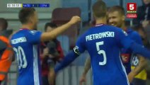Parzyszek P. Goal HD - BATE (Blr)0-1Piast Gliwice (Pol) 10.07.2019