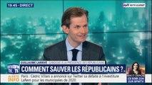 """Guillaume Larrivé: """"Le parti des Républicains est menacé de devenir un petit parti de protestation"""""""