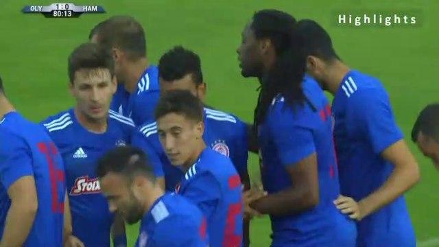1-0 Rúben Semedo AMAZING Goal - Olympiakos Piraeus 1-0 Hamburger SV - 10.07.2019