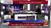 Haroon Rasheed And Zafar Hilaly Response On Major Problem Of Karachi City Which Is Water..