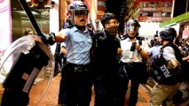 Hong Kong activists promise more protests