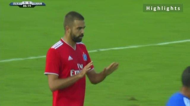 1-1 Lukas Hinterseer Goal - Olympiakos Piraeus 1-1 Hamburger SV - 10.07.2019