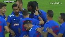 Olympiakos Piraeus 1-1 Hamburger SV - All Goals 10.07.2019