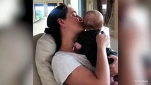 Amy Schumer's Sister Kim Snuggles Her New Nephew Gene In Precious Video-