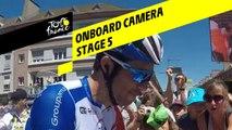 Onboard camera - Étape 5 / Stage 5 - Tour de France 2019