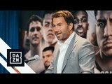 A Day In The Life Of Eddie Hearn