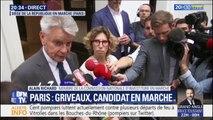 """La commission d'investiture LaREM choisit Benjamin Griveaux pour """"la profondeur de son analyse de la situation de Paris"""""""