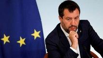 Orosz pénzügyi botrány Salvini körül