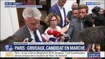 """""""C'est probable"""" que Cédric Villani soit exclu de LaREM s'il ne soutient pas Benjamin Griveaux (commission d'investiture)"""