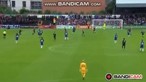 Goal Batshuayi (0-1) Bohemians FC  vs Chelsea FC