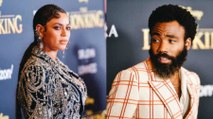 Donald Glover Says He Was Too Intimidated to Sing in Front of Beyoncé