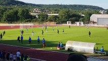 Les plus belles occasions de l'ASNL et le but de Bassi contre l'UNFP (1-0)