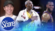 Kobe Bryant over Lebron for Laker Fan RK Ilagan  | The Score