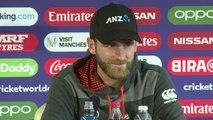 New Zealand's Kane Williamson post win v India