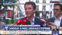 """Benjamin Griveaux: """"Je mesure l'immense honneur et la responsabilité que m'a fait la commission nationale d'investiture"""""""